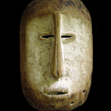Bwami Society Initiation Mask from the Lacy Gallery Art of Africa Collection