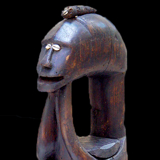 Nimba Sculpture from the Lacy Gallery Art of Africa Collection