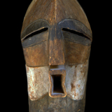 Songye Mask from the Lacy Gallery Art of Africa Collection