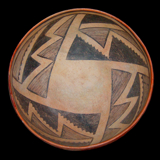 Hopi Gila PolychromeBowl from the Lacy Gallery Art of The Americas Collection