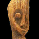 Ancestral Figure from the Lacy Gallery Art of Oceania Collection