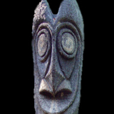 Fern Tree Initiation Figure from the Lacy Gallery Art of Oceania Collection
